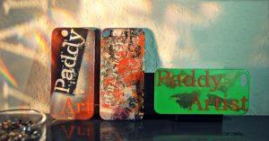 Paddy Artist ART IPhone Case Emblem