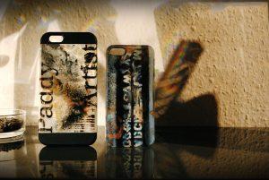 Paddy Artist ART IPhone Case:Cover Logo Design