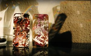 Paddy Artist ART IPhone Case:Cover Power