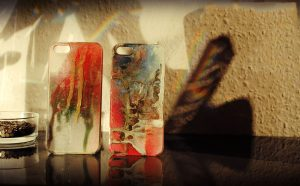 Paddy Artist ART Iphone Case:Cover Gold rush